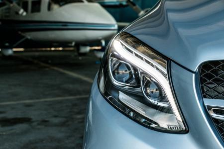 odnalezienie Mercedesa GLE