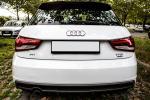Odnalezione po kradzieży Audi A1