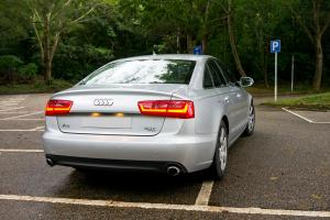 odnalezienie skradzionego Audi A6