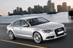 Odzyskane Audi A6