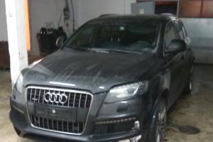 Odzyskanie skradzionego Audi