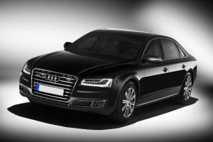 Audi A8 odnalezione dzięki LoJack