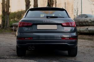 Odnalezione Audi Q3