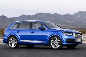 Audi Q7 odnalezione dzięki LoJack