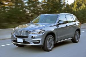 BMW X5 odzyskane dzięki LoJack