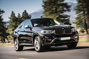Odzyskanie BMW X6